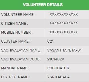 Volunteer-Details